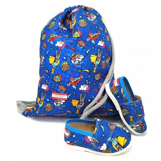Worek-plecak SLIPPBAG HERO