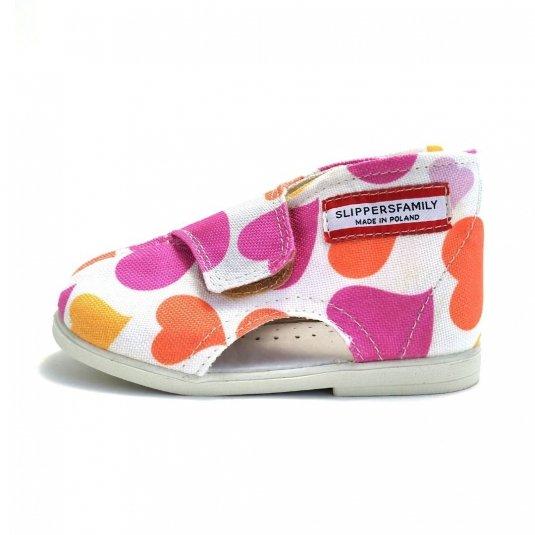 buty dziecięce w wkładką profilaktyczną