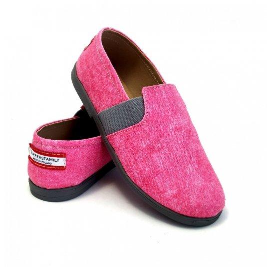 Buty dla dzieci z gumką DAISY