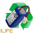 regeneracja akumulatora do robota odkurzającego ILIFE A4, A4s, CHUWI A4, A4S