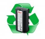 regeneracja akumulatora Leica GEB211, GEB212 do urządzeń Leica ATX1200, GPS1200, R1000, R400, TC1200, TPS1200