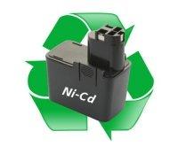 regeneracja akumulatora Ni-Cd - 14,4V do elektronarzędzi