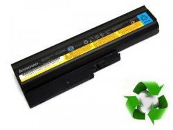IBM Thinkpad R60, T60, T61p, Lenovo Thinkpad R61, T61, R500, T500 - 10,8V 5200 mAh