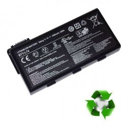 MSI A5000, CR600, CR620, CR700, CX700 - 11,1V 5200 mAh
