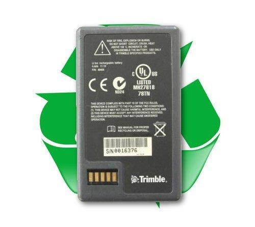 regeneracja akumulatora Trimble 49400, 79400 11,1V do  Trimble S3, S6, S8, VX, SPS Totatl Station