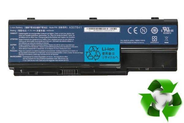 Acer Aspire 5520, 6920, 7720 - 10,8V 44 Wh