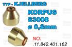 KORPUS- S3008 - ø 0,8mm-.11.842.401.162