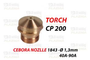 CP 200 - DYSZA- 1843 Ø 1,3mm 40A-90A