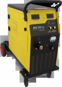 MIG 330M 4X4