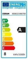 OSRAM LED STAR CLASSIC A40 6W E27 matowy - A55 Blister