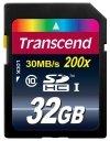 Transcend SD Karte SDHC 32GB Class 10