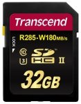 Transcend SDHC 32GB Class 10 UHS-II U3 Ultimate