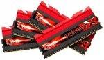 G.Skill DIMM 16 GB DDR3-2933 Quad-Kit F3-2933C12Q-16GTXDG, TridentX+