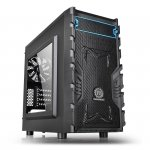 Thermaltake Versa H13 Window, czarny
