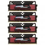 GeIL DIMM 32 GB DDR3-1600 Quad-Kit GPB332GB1600C9QC, EVO Potenza