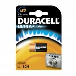 Duracell Ultra Photo Lithium 123 (CR17345)     1szt.