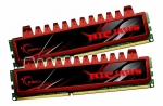 G.Skill DIMM 8 GB DDR3-1600 Kit F3-12800CL9D-8GBRL, Ripjaws-Serie