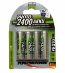 Ansmann 2400mAh NiMh Photo