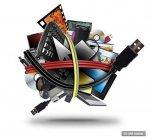 LG CH12NS40, Blu-ray-Combo czarny, Retail