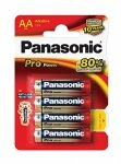 Panasonic Pro Power Gold AA LR6PPG/4BP
