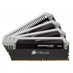 Corsair DIMM 16 GB DDR4-2666 Quad-Kit,  czarny/ Dominator Platinum