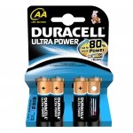 Duracell Ultra Power 4 szt., AA