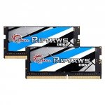 G.Skill SO-DIMM 32GB DDR4-2666 Kit, F4-2666C18D-32GRS