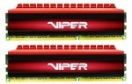 Patriot 16GB DDR4-3000 Kit, PV416G300C6K, Viper 4