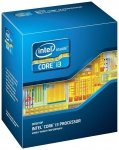 Intel Core i3 4170 PC1150 3MB Cache 3,7GHz retail