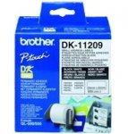 Brother DK-11209 Etykiety Adresowe