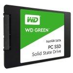 SSD  240GB WD Green 2,5 (6.3cm) SATAIII intern bulk