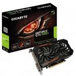 GIGABYTE GeForce GTX 1050 Ti OC 4G, HDMI, DisplayPort, DVI-D