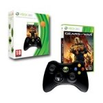 Microsoft Xbox 360 Wireless Controller inkl. Gears of War: Judgment