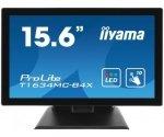 iiyama ProLite T1634MC-B4X, czarny, Touchscreen, DVI-D, VGA