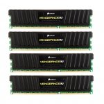 Corsair  32 Gb Ddr3-1600 Quad-Kit Cml32Gx3M4A1600C10, Vengeance Lp
