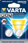 1x2 Varta electronic CR 2032