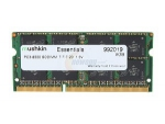 Mushkin SO-DIMM 8 gb ddr3-1066 992019, essentials-serie