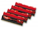 G.Skill DIMM 32 GB DDR3-2800 Kit F3-2800C12Q-32GTXDG, TridentX+