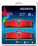 ADATA DIMM 8 GB DDR4-2133 Kit,  rot, XPG Z1