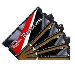G.Skill SO-DIMM 32 GB DDR3L-2133 Quad-Kit,  F3-2133C11Q-32GRSL, Ripjaws
