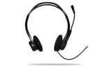 Logitech PC Headset 960 USB czarny