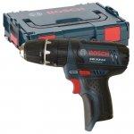 Bosch GSB 10,8-2-Li, L-BOXX, bez aku. i ładowarki