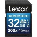 Lexar SDHC Card             32GB 300x Premium II Class 10 UHS-I