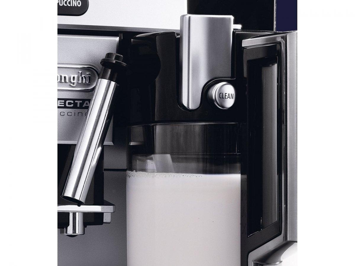 delonghi esam 5500m b ex2 perfecta cappuccino ekspresy ci nieniowe ekspresy do kawy sprz t. Black Bedroom Furniture Sets. Home Design Ideas