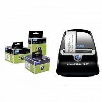 Dymo LabelWriter 450 + Zestaw 1800 Etykiet