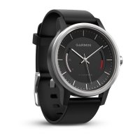 Garmin vivomove Sport black with Sports Armband