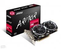 MSI Radeon RX 570 Armor 4G OC, 4096 MB GDDR5