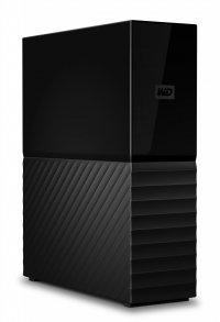 WD 8TB My Book bk U3, czarny, USB 3.0