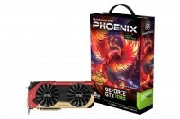 Gainward GeForce GTX 1080 Phoenix Golden Sample, HDMI, 3x DisplayPort, DVI-D