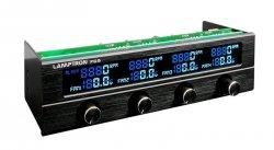 Panel Lamptron FC5 V2 Fan Controller 5,25 - czarny